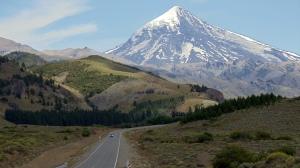 Volcán Lanin, Parque Nacional Lanin