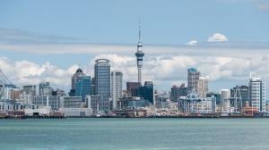 Auckland Skyline as seen from Devonport
